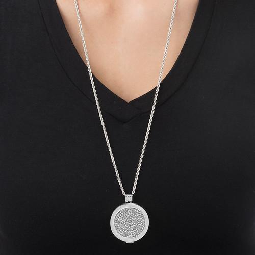 Sparkling Silver Coin - 1