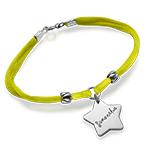 Star Bracelet in Sterling Silver