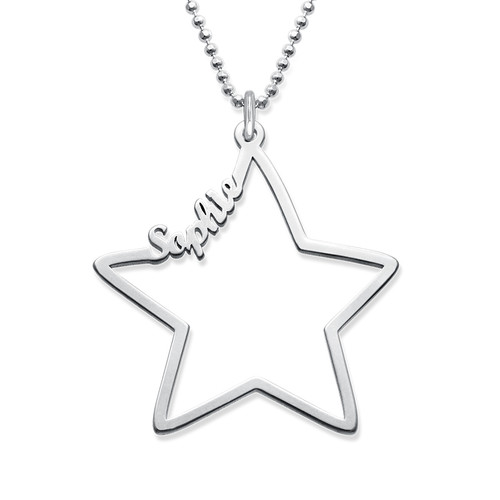 Star Name Necklace - Yours Truly Collection