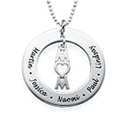 Thoughtful Gifts for Mom - Personalized Mom Necklace