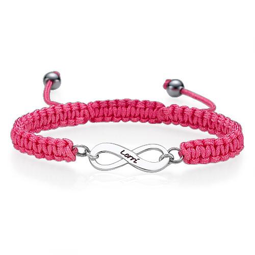 Infinity Couples Bracelet Set - 3