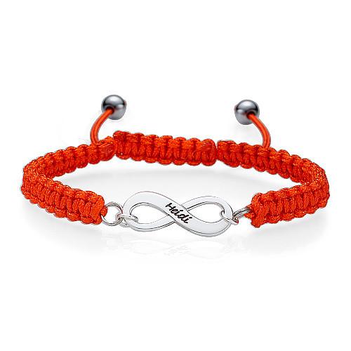 Infinity Couples Bracelet Set - 5