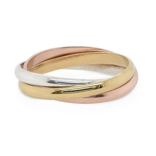 Tri-Color Russian Ring - 1