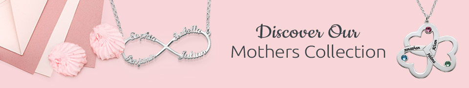 Mothers Jewelry & Necklaces