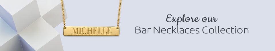Bar Necklaces