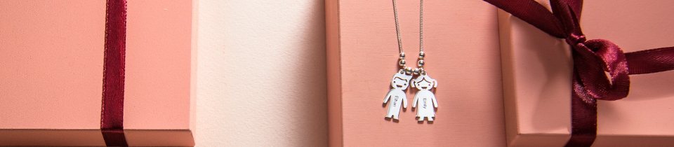 New mom necklaces