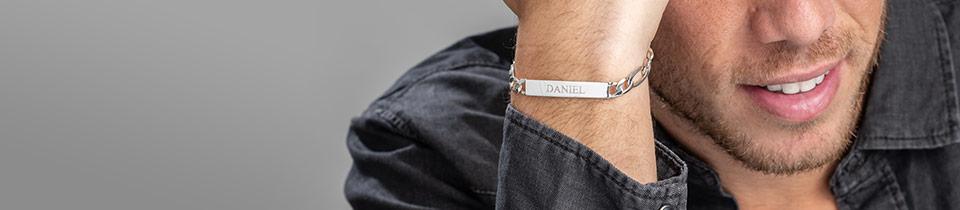 Personalized Bracelets for Men