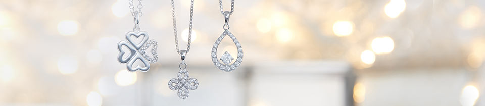 cubic zirconia earrings and necklaces