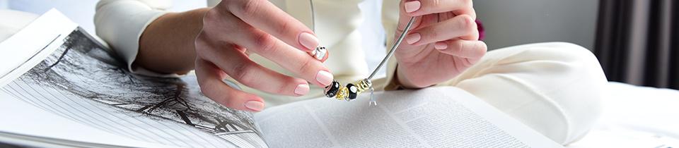 Charms for bracelets