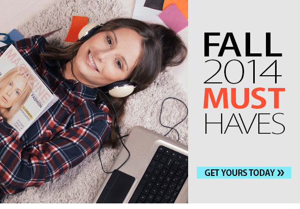 Check out our Fall Must Haves