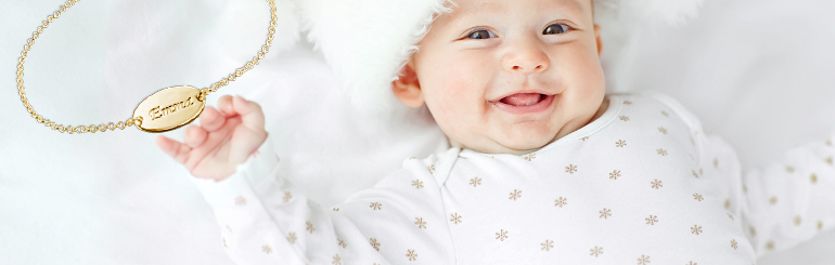 Christmas Gifts for Newborns - Make it Personal
