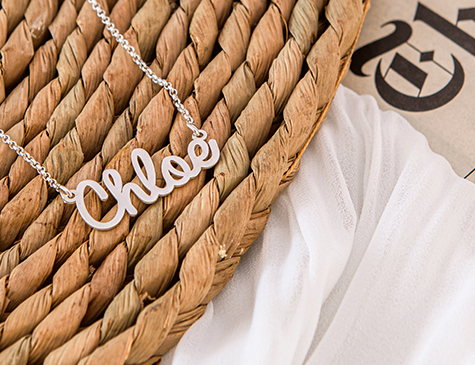 2a56621c02467 Custom Necklace | Personalized Necklace | Personalized Jewelry | My ...