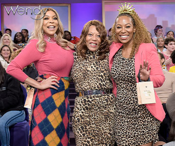My Name Necklace Teams Up with The Wendy Williams Show