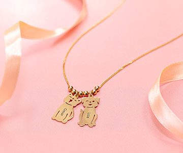 My Name Necklace Teams Up With Animal Shelter With Necklace Donation Project