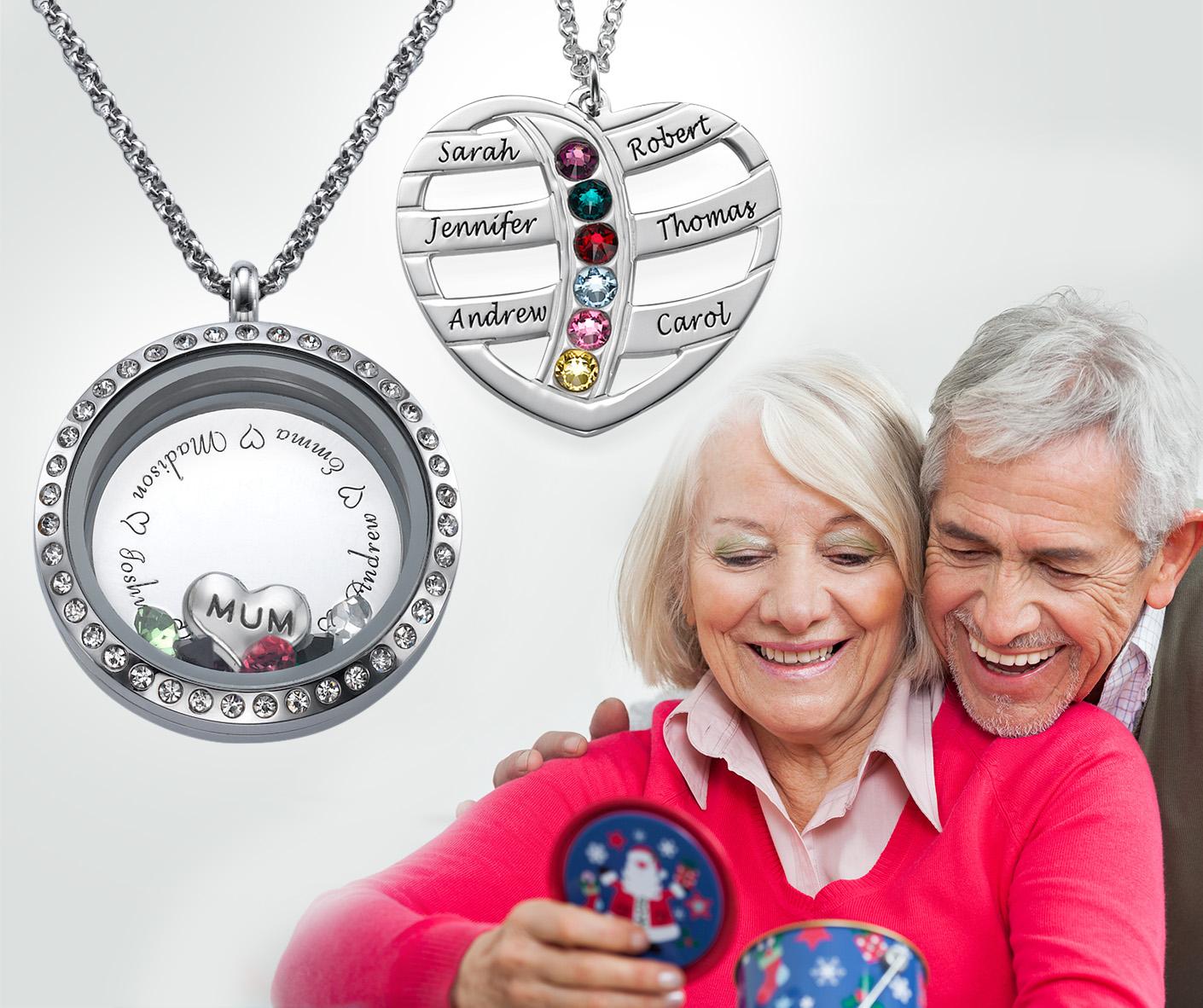 Great Christmas Gift Ideas for Grandma 2016   MyNameNecklace
