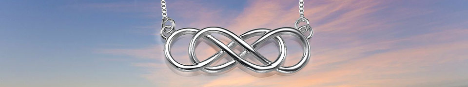 Double Infinity Symbol Meaning Mynamenecklace