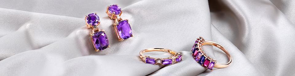 Gemstone necklaces and Gemstone bracelets