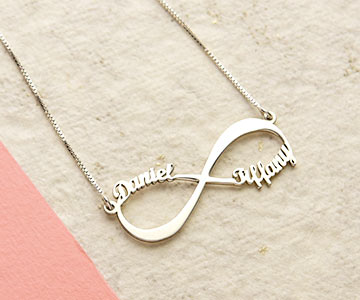 What is the Meaning of an Infinity Necklace? | My Name Necklace