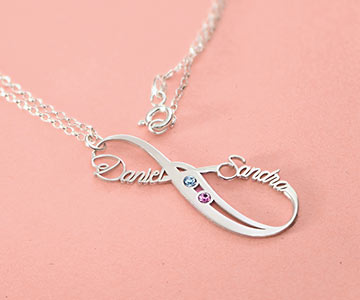 What is the Meaning of an Infinity Necklace?   My Name Necklace