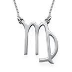 Virgo necklace