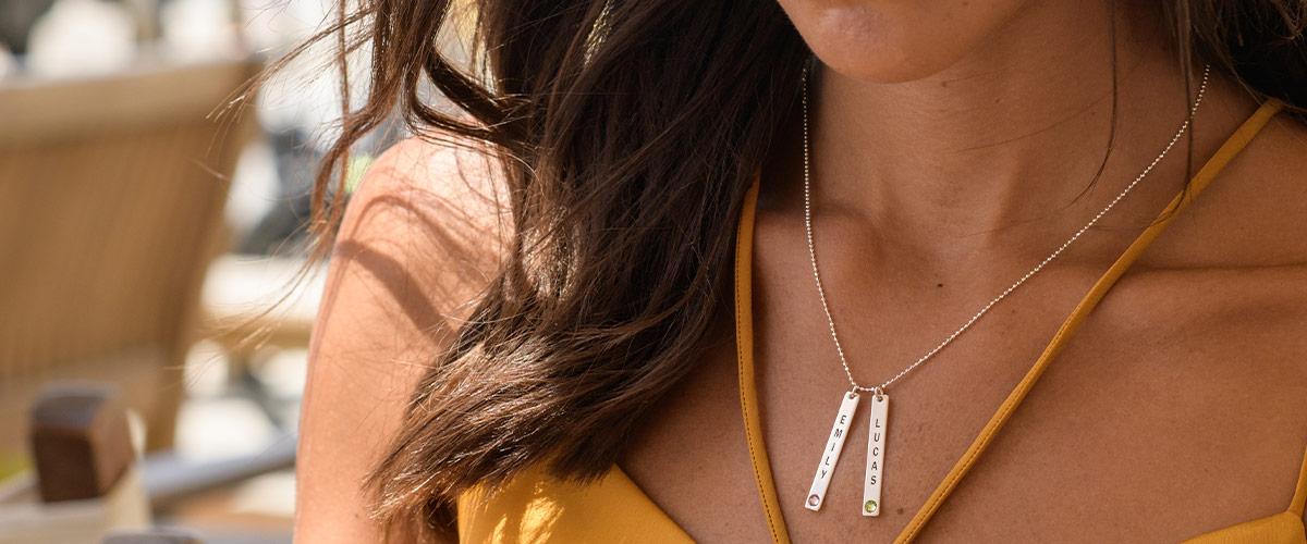 Adorn yourself with Birthstone Jewelry