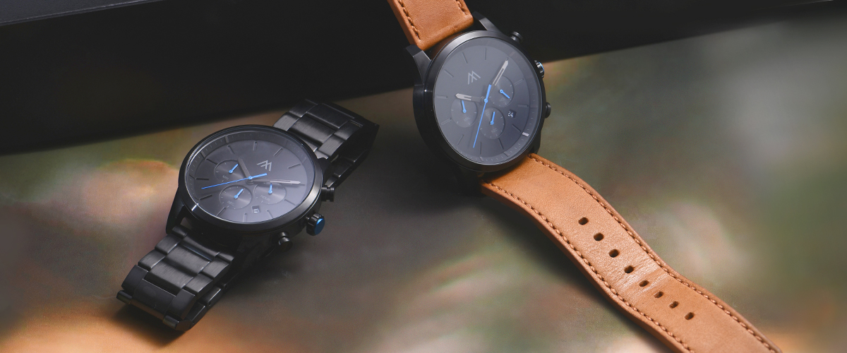 Personalized Bracelets and Watches for Men for the New Year
