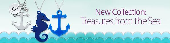 Treasures form the sea