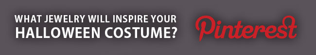 What jewelry will inspire your Halloween Costume? Win a $100 gift card!