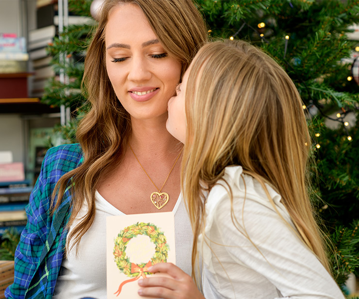 Regali di Natale per Mamma