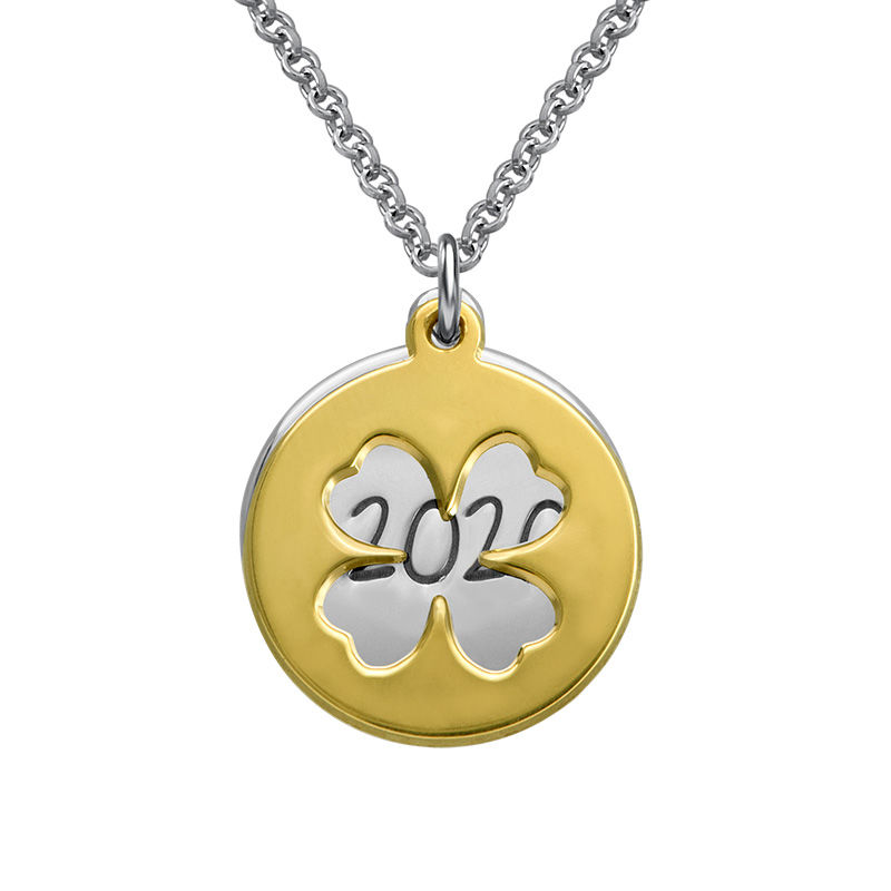 Joyería de graduación - Collar de amuleto de la suerte - 1