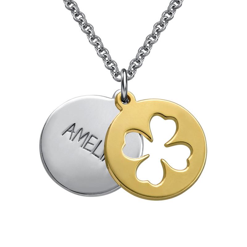Joyería de graduación - Collar de amuleto de la suerte - 2