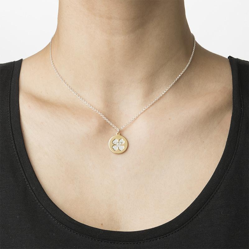 Joyería de graduación - Collar de amuleto de la suerte - 3