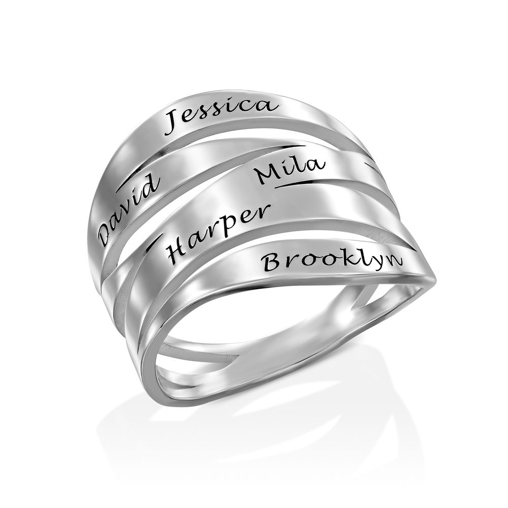 Margeaux Ring in Sterling Zilver