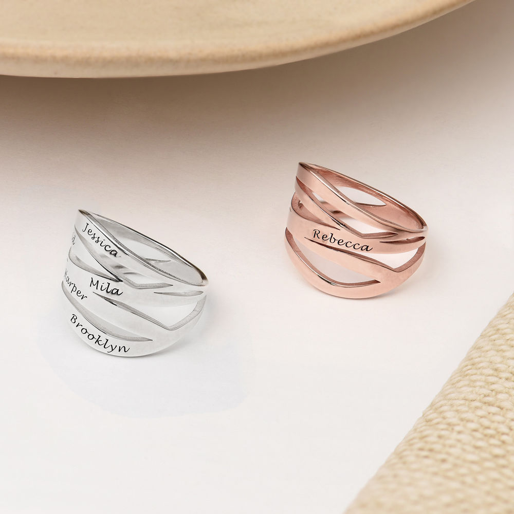 Margeaux Ring in Sterling Zilver - 2