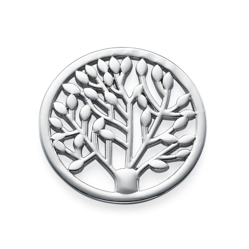 Zilveren Levensboommunt
