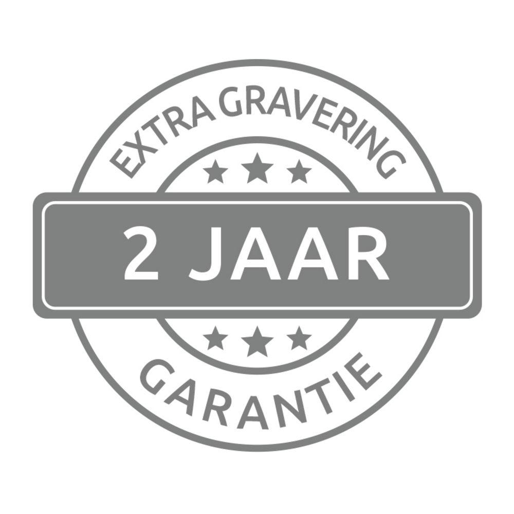 Garantiepakket op extra graveringen