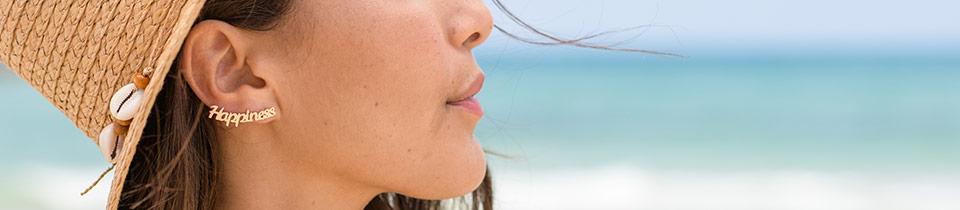Persoonlijke Oorbellen: Naam oorbellen, infinity en meer!