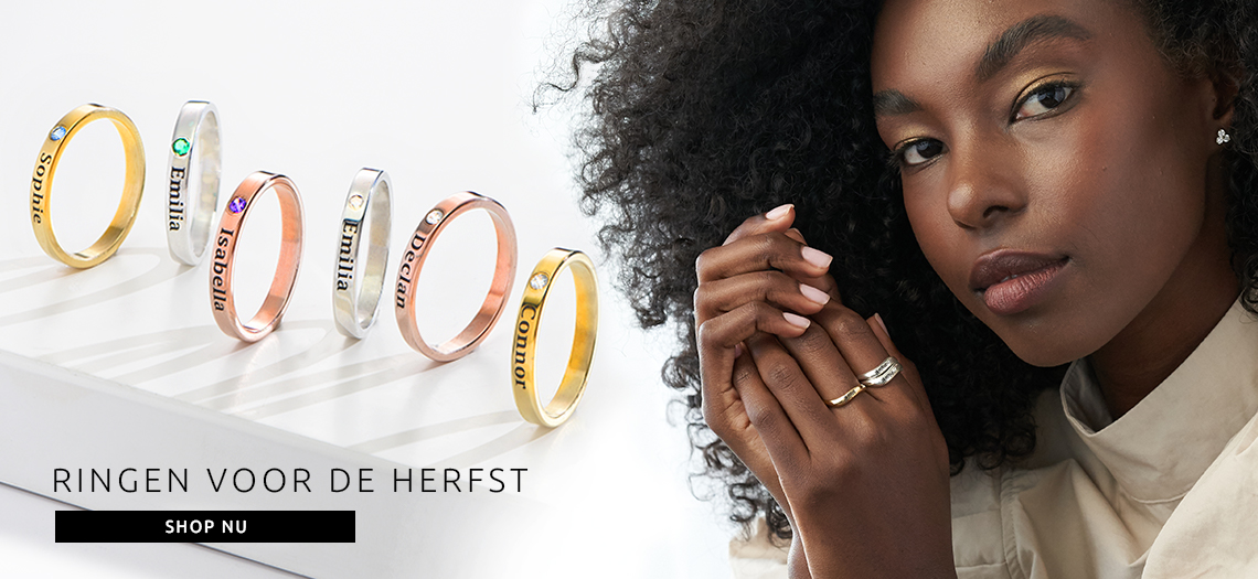 Persoonlijke Ring Collectie