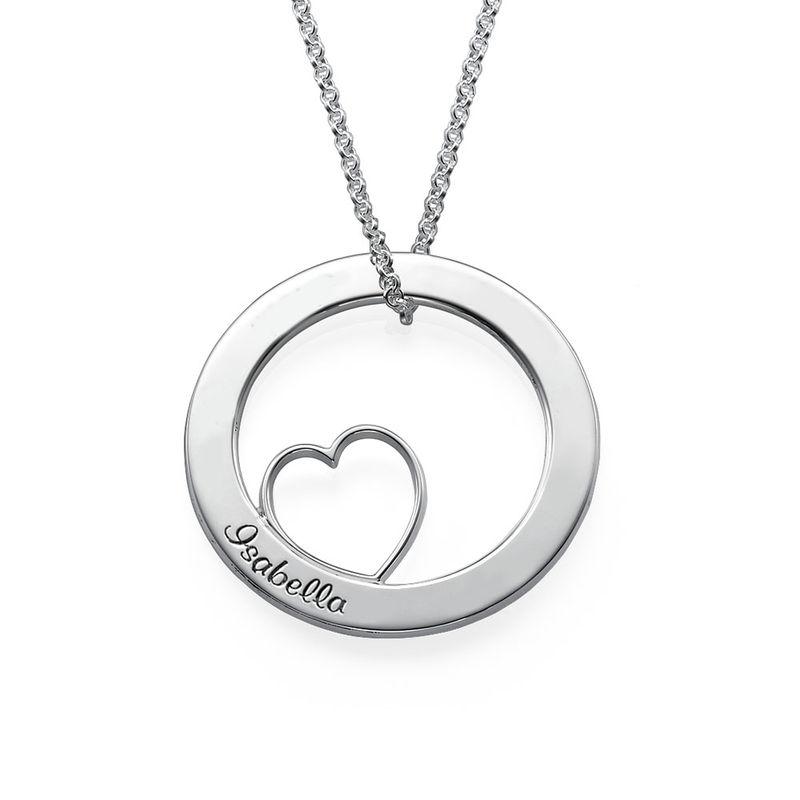 Kärlekcirkel halsband - 2