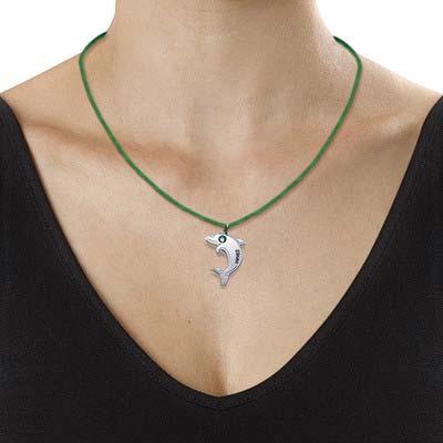 Delfin Halsband i Sterling Silver - 2