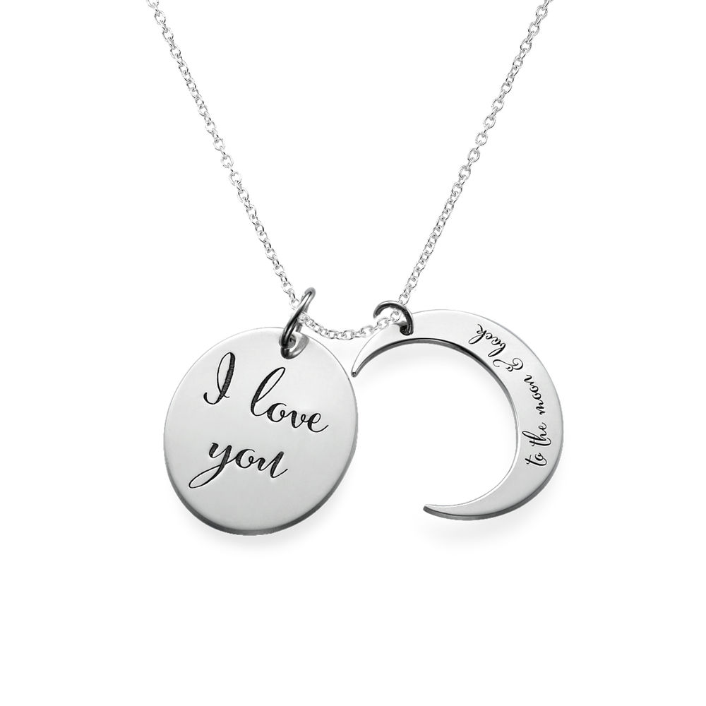 I love you to the moon and back - halsband - 1