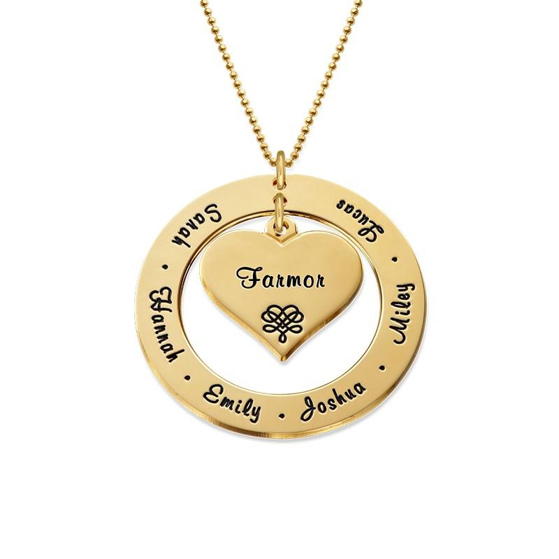Mormors halsband i 10k guld - 1