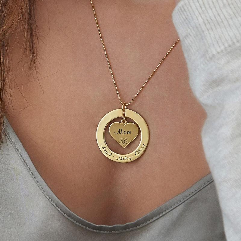 Mormors halsband i 10k guld - 3