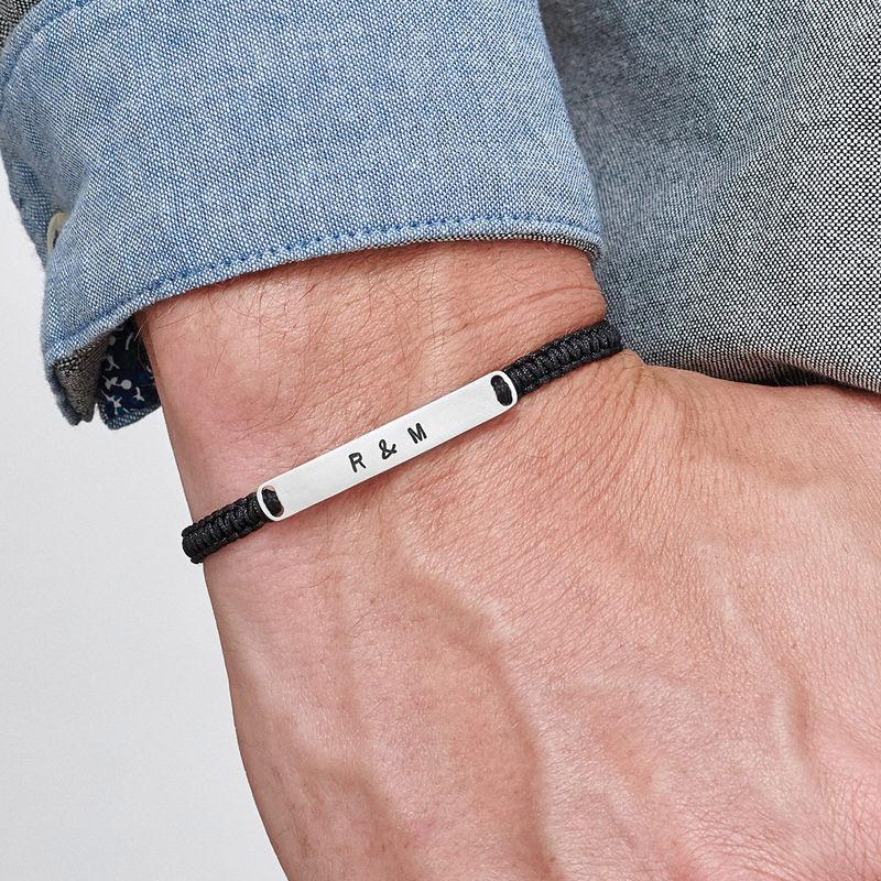Rep Armband med Gravyr - 2
