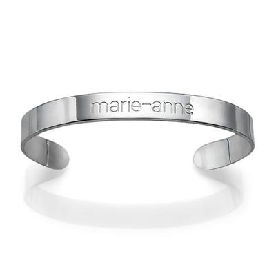 Personligt Armband i Silver