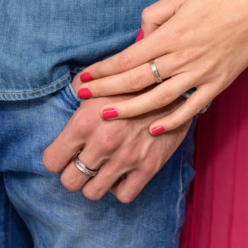 Förlovningsring – Forever love - 3