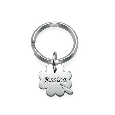 Personligt ingraverad Nyckelring - 2