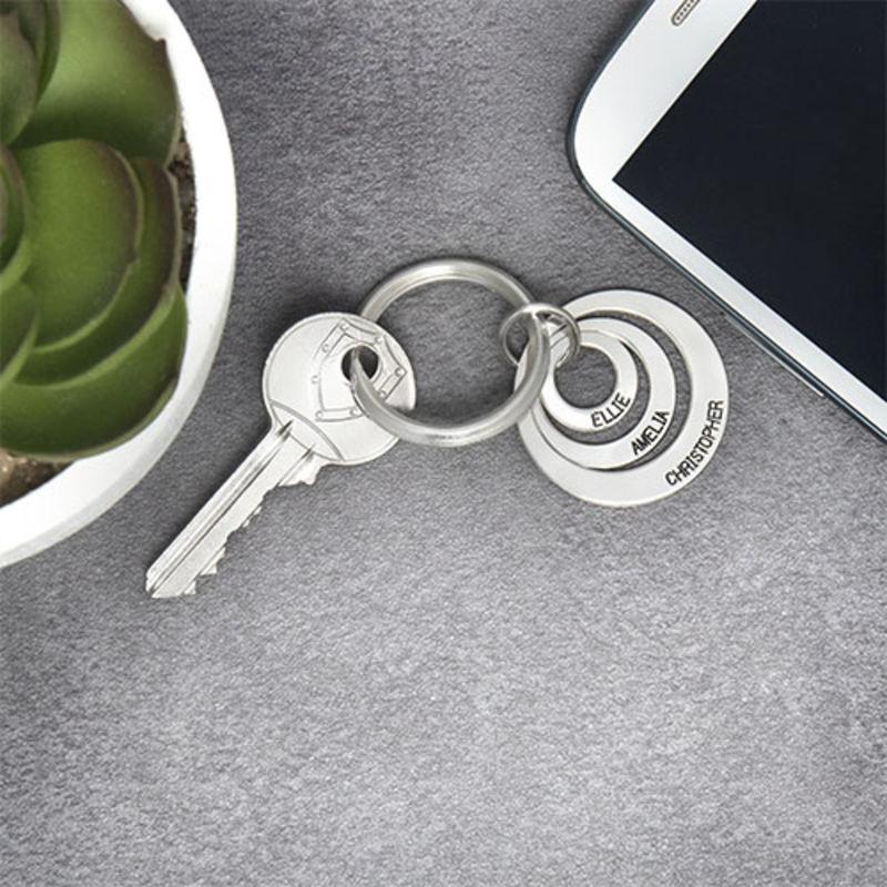 Nyckelring med gravyr - 2