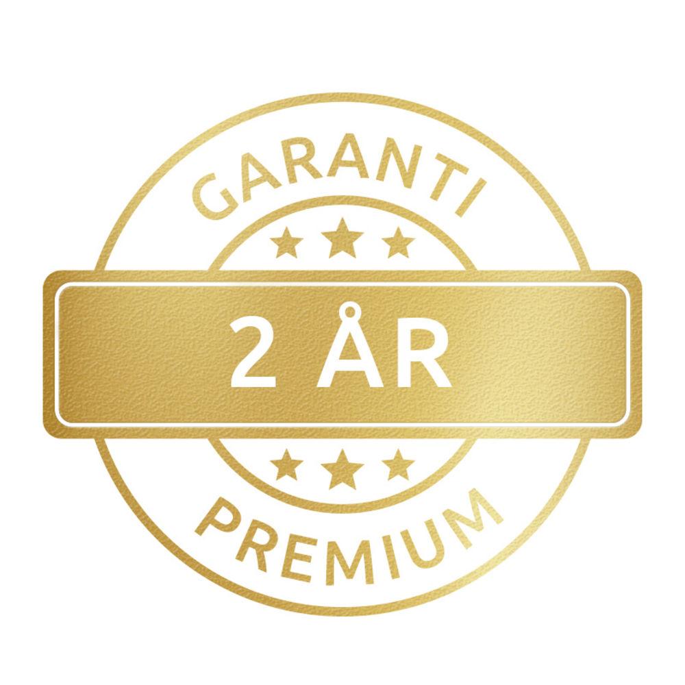 Premium Garantin - 2 år för guld/diamantsmycken