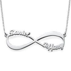 Infinity Namnhalsband product photo